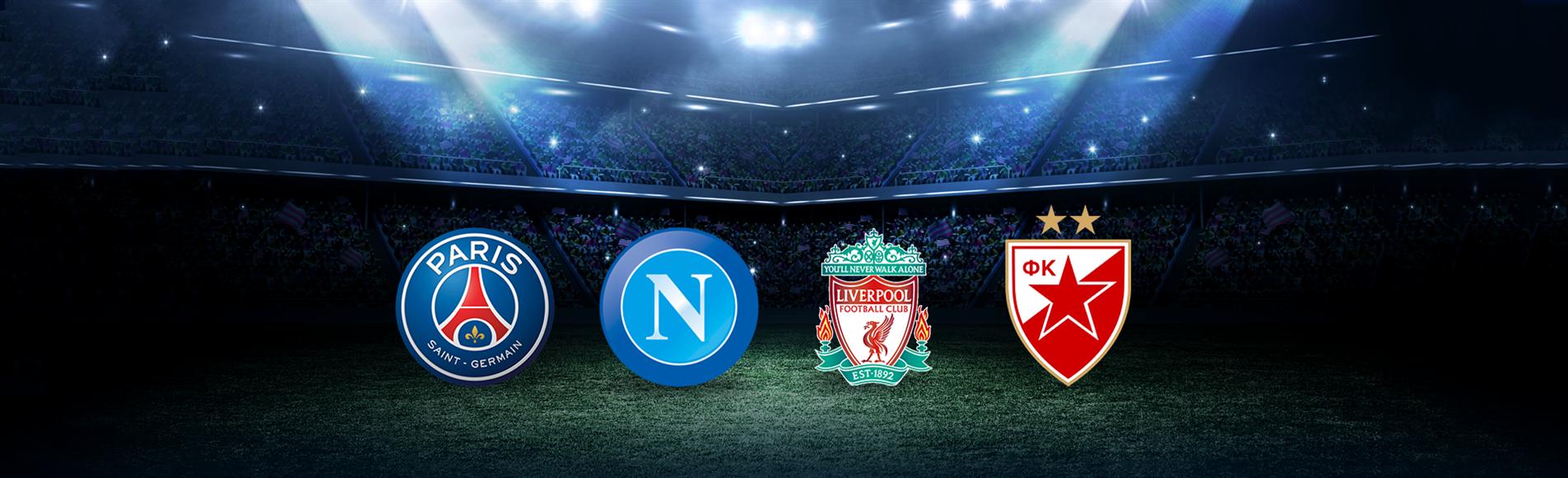 Eurorivali / Pareggia il Liverpool, vince il PSG