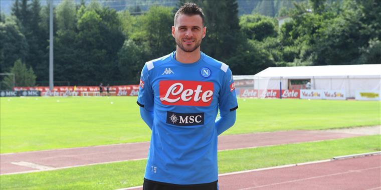 """Karnezis: """"La passione di Napoli è unica. Vincere con questa maglia sarebbe un sogno che si avvera"""""""